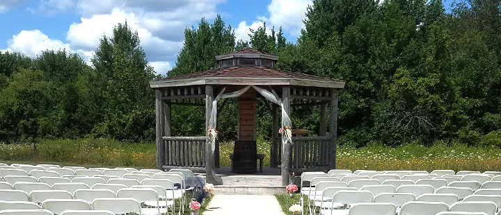 Country Creek Gazebo